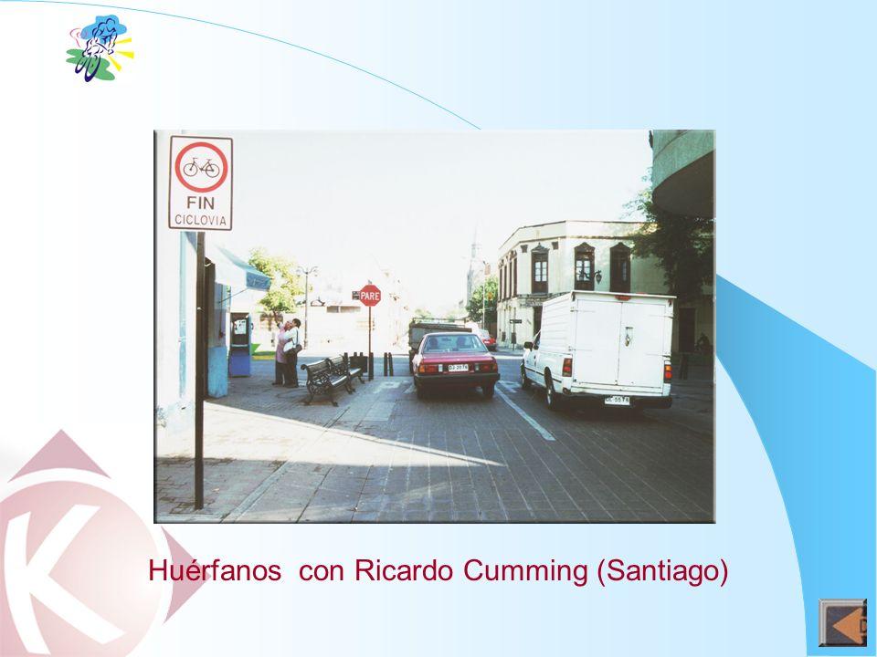 Huérfanos con Ricardo Cumming (Santiago)
