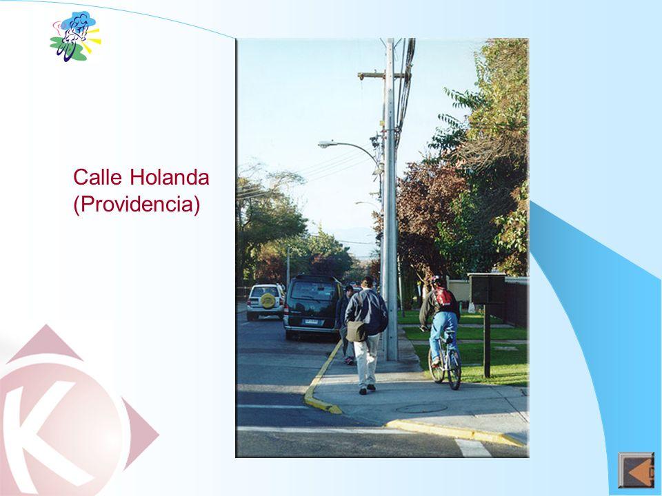 Calle Holanda (Providencia)