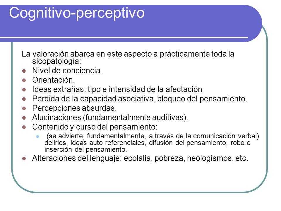 Cognitivo-perceptivo