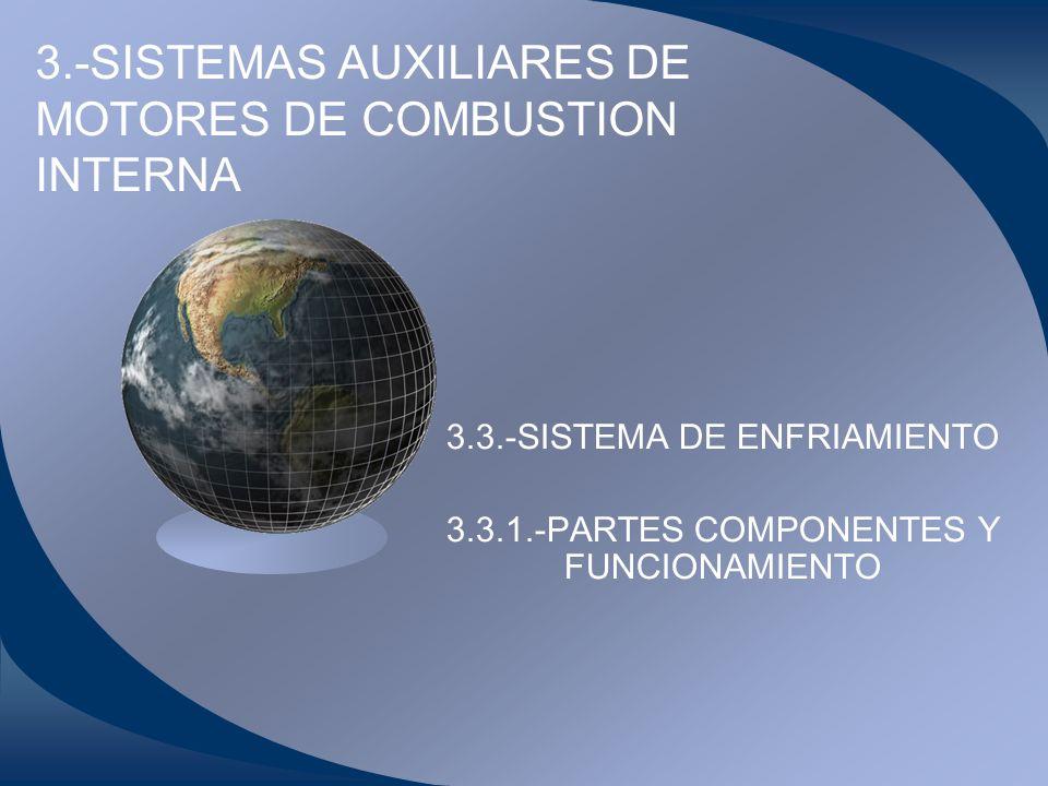 3.-SISTEMAS AUXILIARES DE MOTORES DE COMBUSTION INTERNA