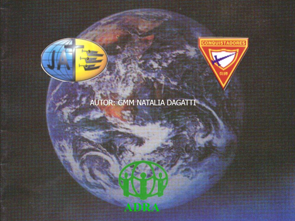 AUTOR: GMM NATALIA DAGATTI