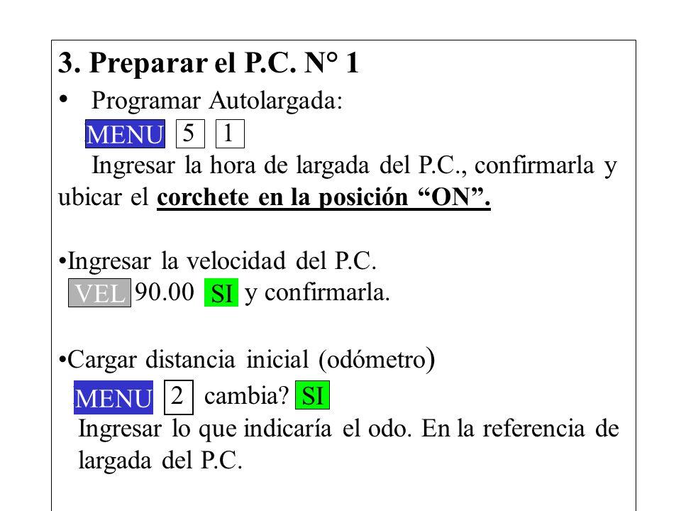 Programar Autolargada: