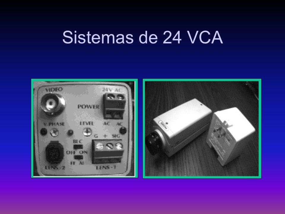 Sistemas de 24 VCA