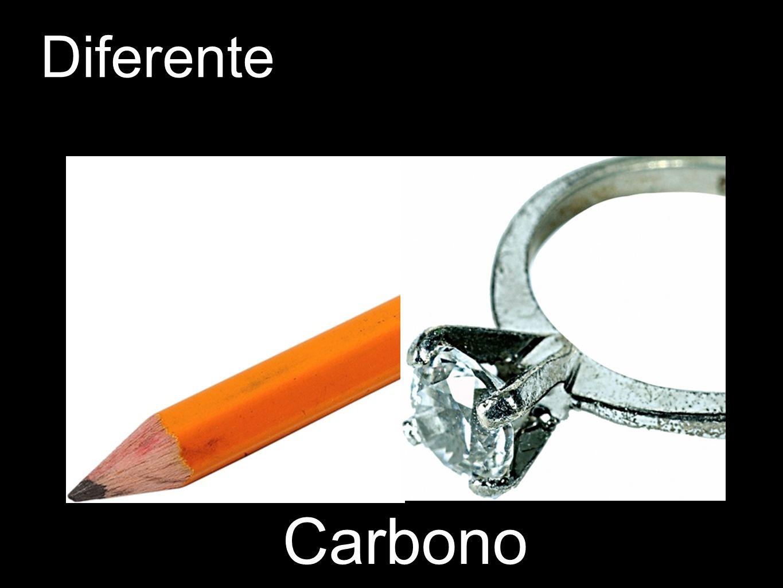 Diferente Carbono