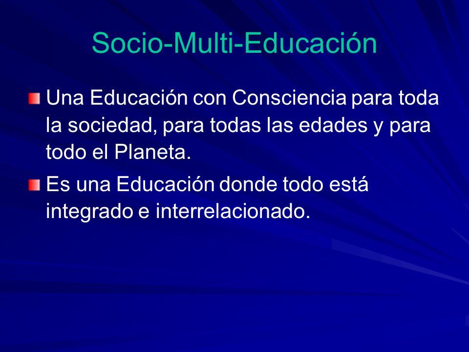 Socio-Multi-Educación
