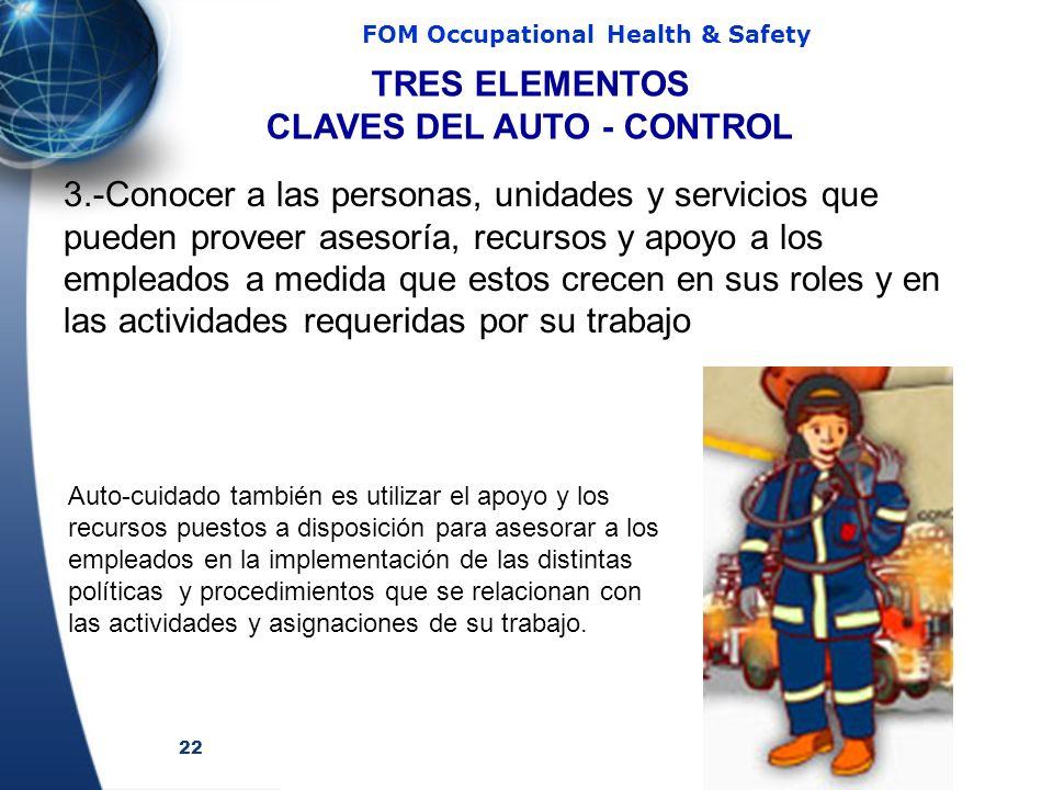 CLAVES DEL AUTO - CONTROL