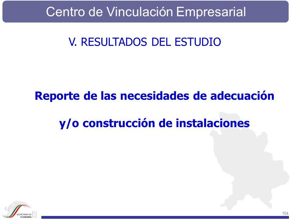 V. RESULTADOS DEL ESTUDIO