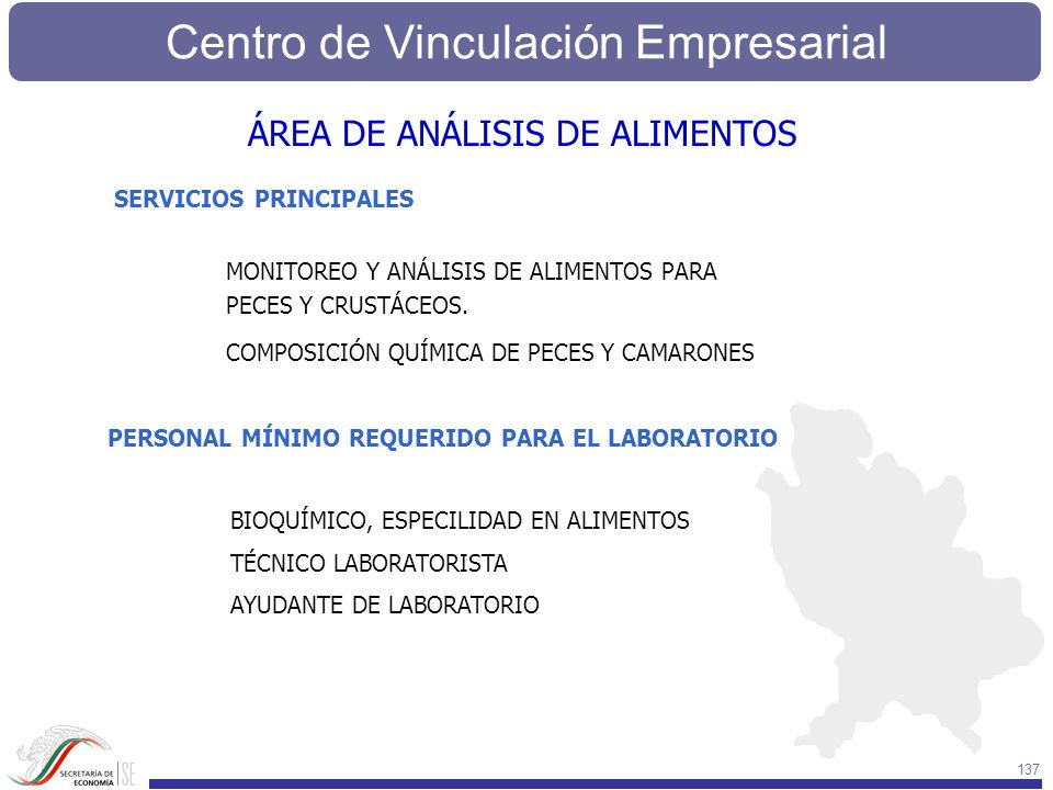 ÁREA DE ANÁLISIS DE ALIMENTOS