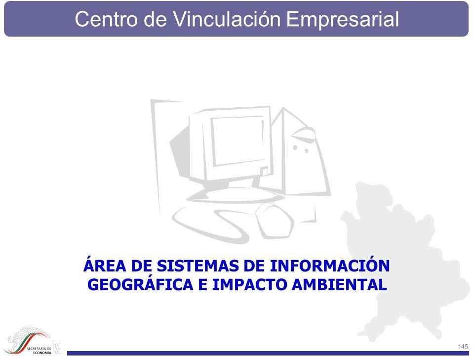 ÁREA DE SISTEMAS DE INFORMACIÓN GEOGRÁFICA E IMPACTO AMBIENTAL