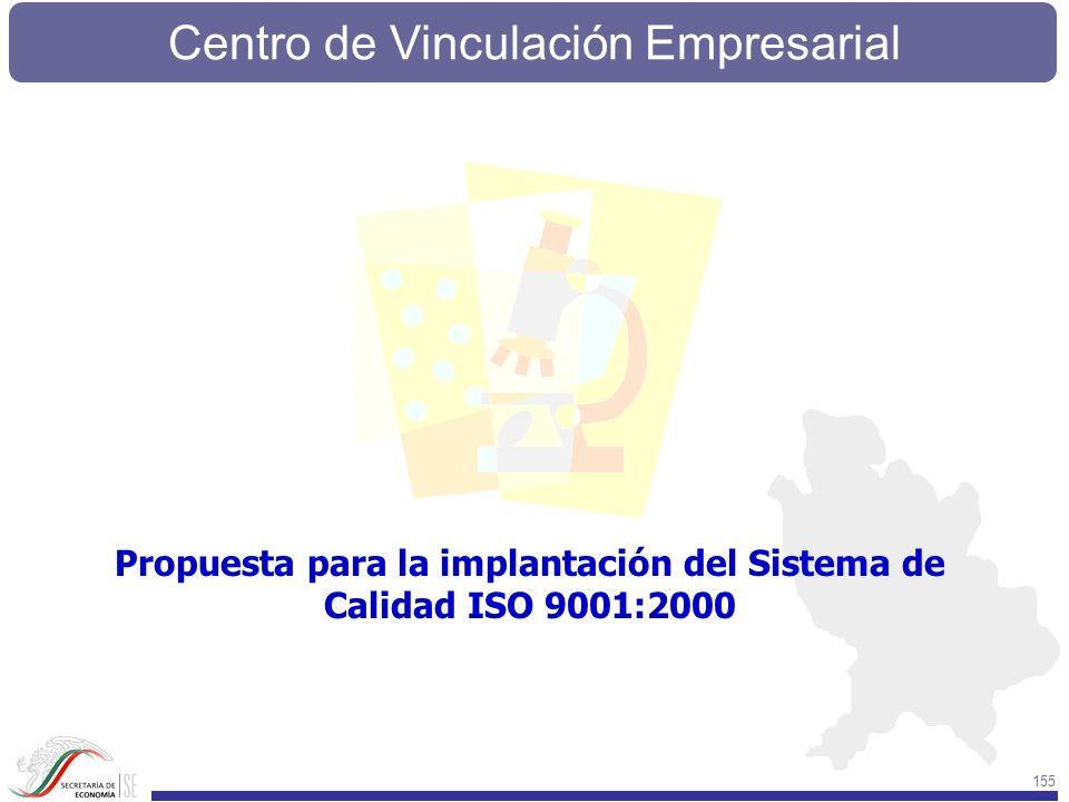 Propuesta para la implantación del Sistema de Calidad ISO 9001:2000