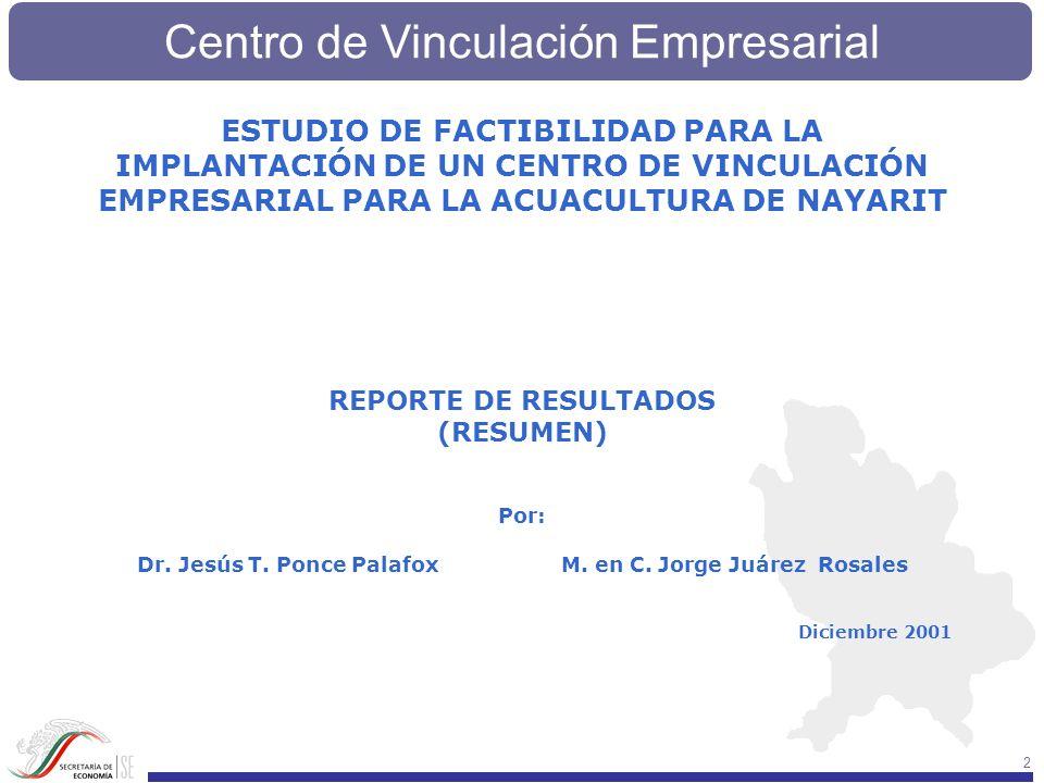 Dr. Jesús T. Ponce Palafox M. en C. Jorge Juárez Rosales