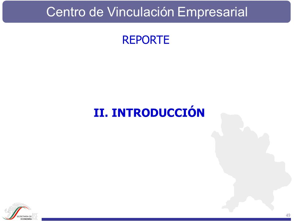 REPORTE II. INTRODUCCIÓN