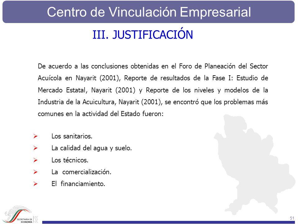 III. JUSTIFICACIÓN