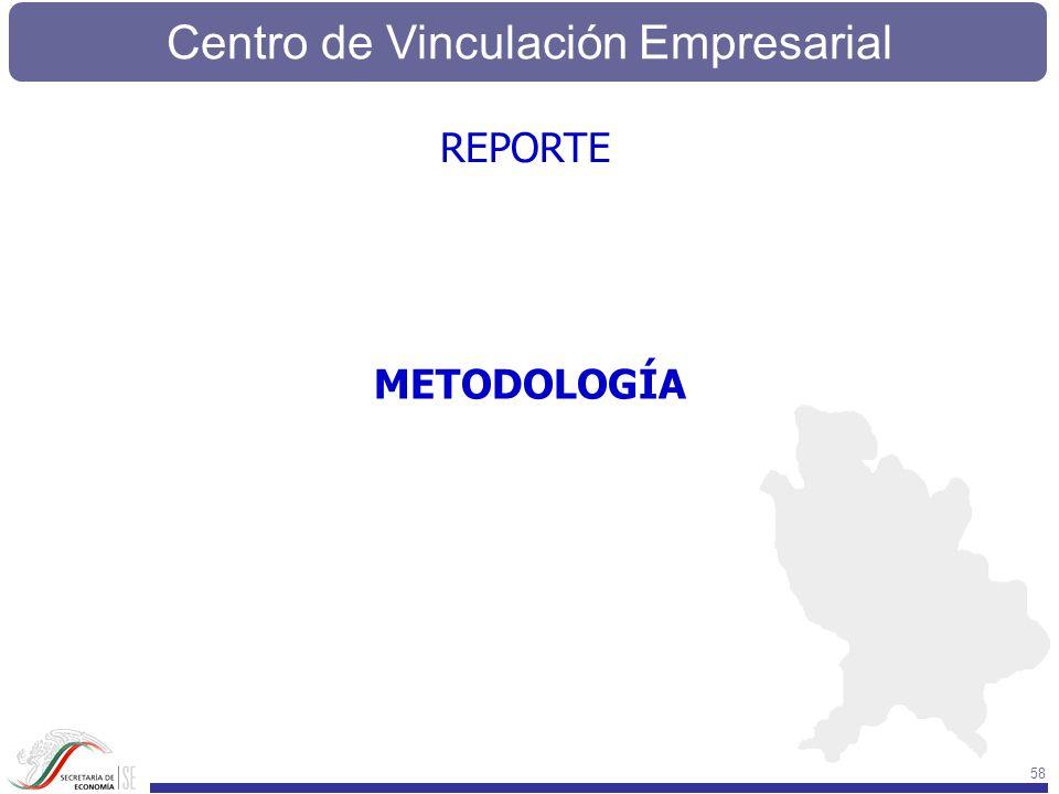 REPORTE METODOLOGÍA