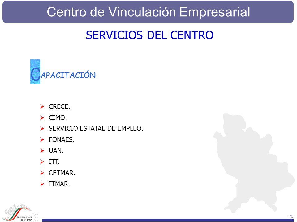 C SERVICIOS DEL CENTRO APACITACIÓN CRECE. CIMO.
