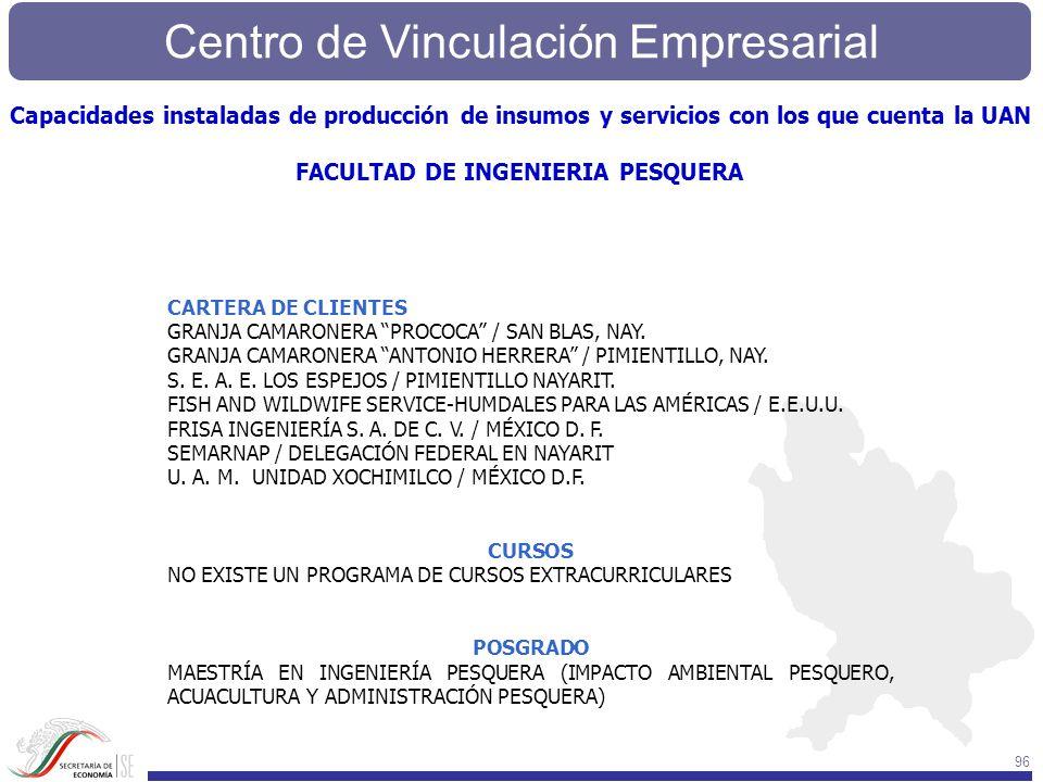 FACULTAD DE INGENIERIA PESQUERA