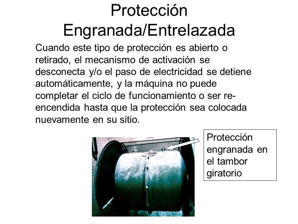 Protección Engranada/Entrelazada