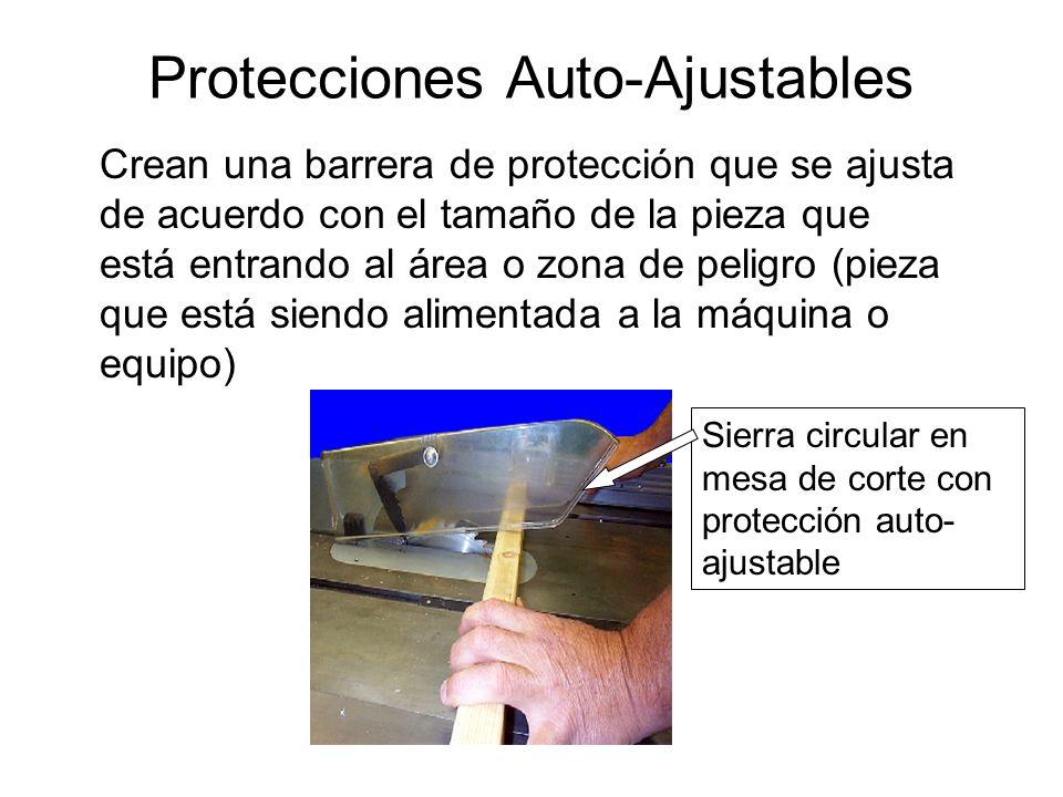 Protecciones Auto-Ajustables