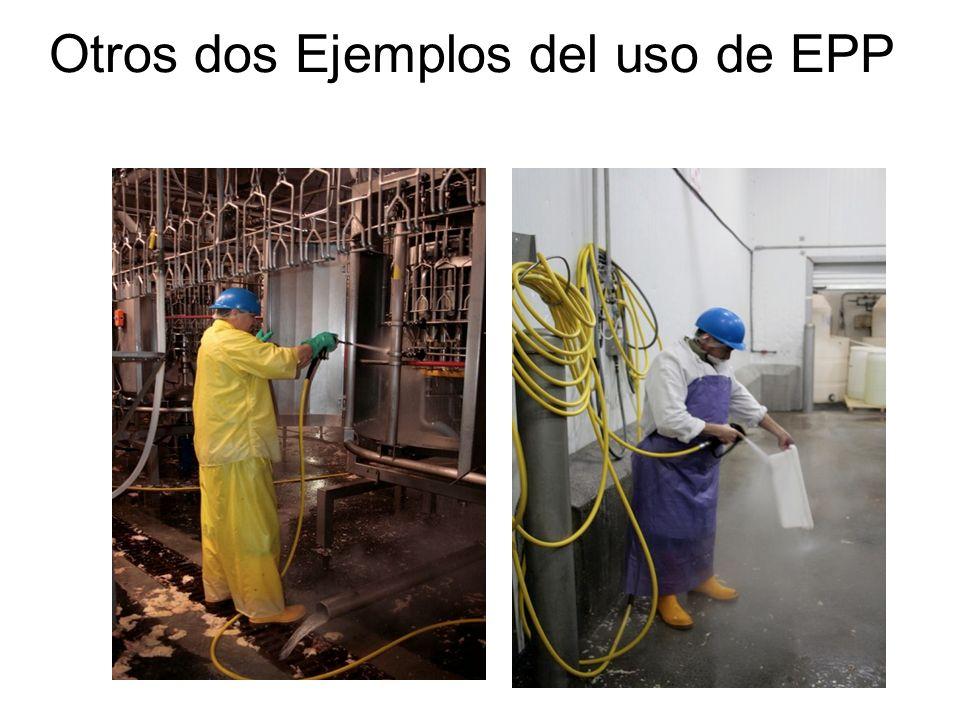 Otros dos Ejemplos del uso de EPP