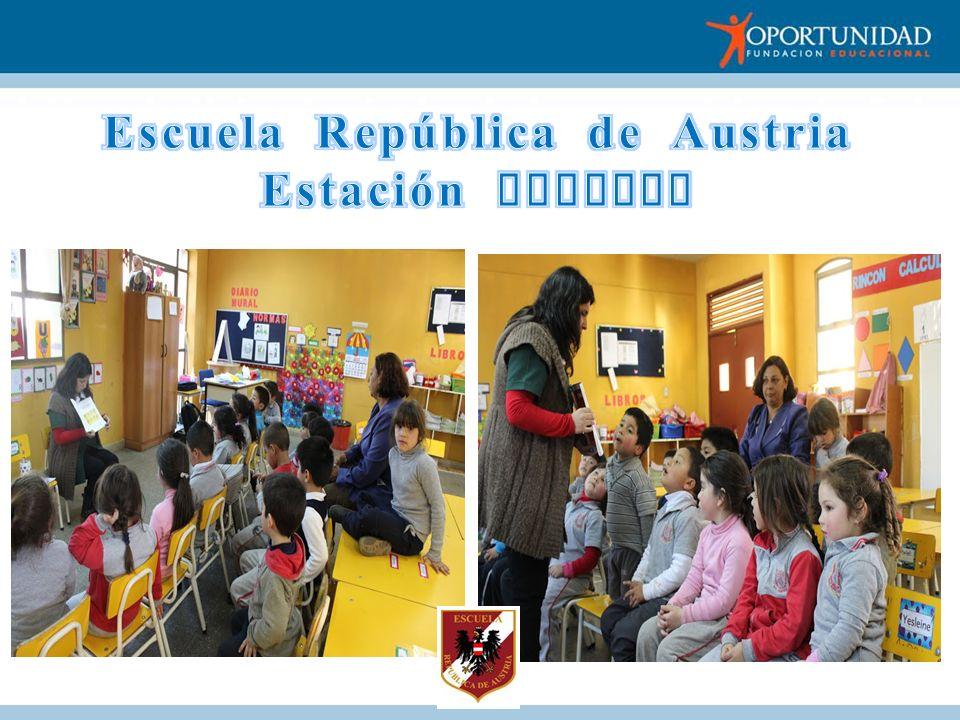 Escuela República de Austria Estación Central
