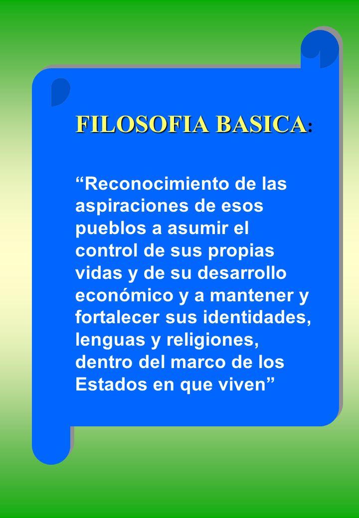 FILOSOFIA BASICA: