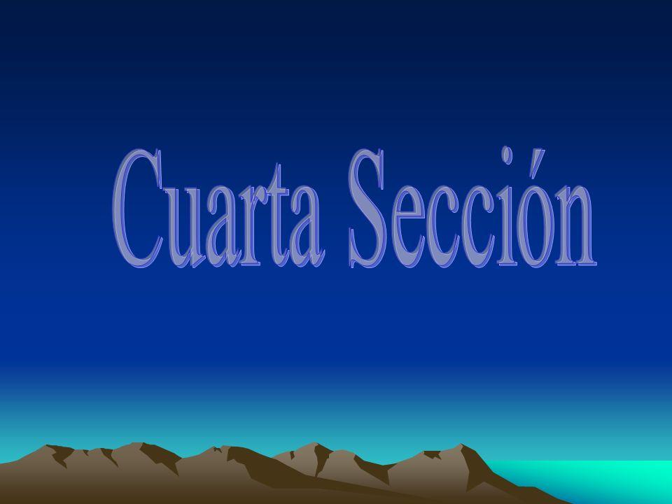 Cuarta Sección