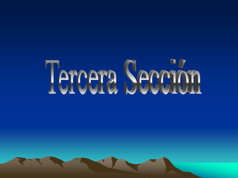 Tercera Sección