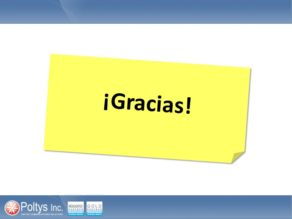 ¡Gracias! Thank you for your participation. This portion of the course is now complete.