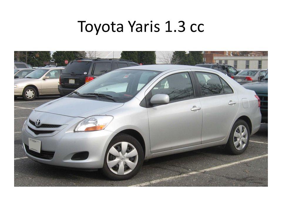 Toyota Yaris 1.3 cc