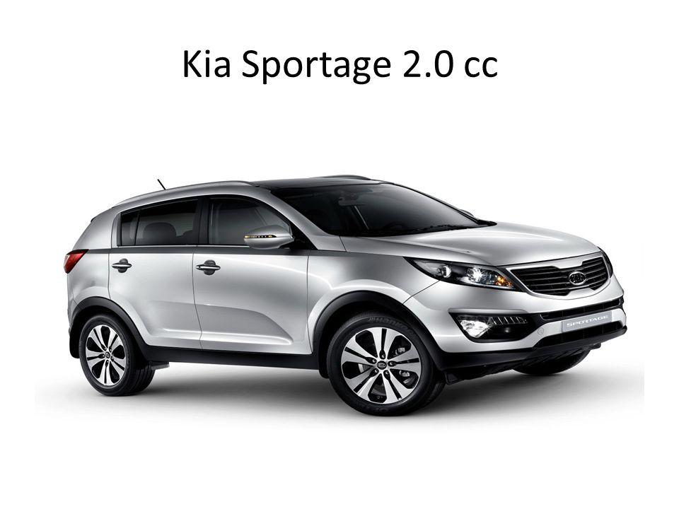 Kia Sportage 2.0 cc