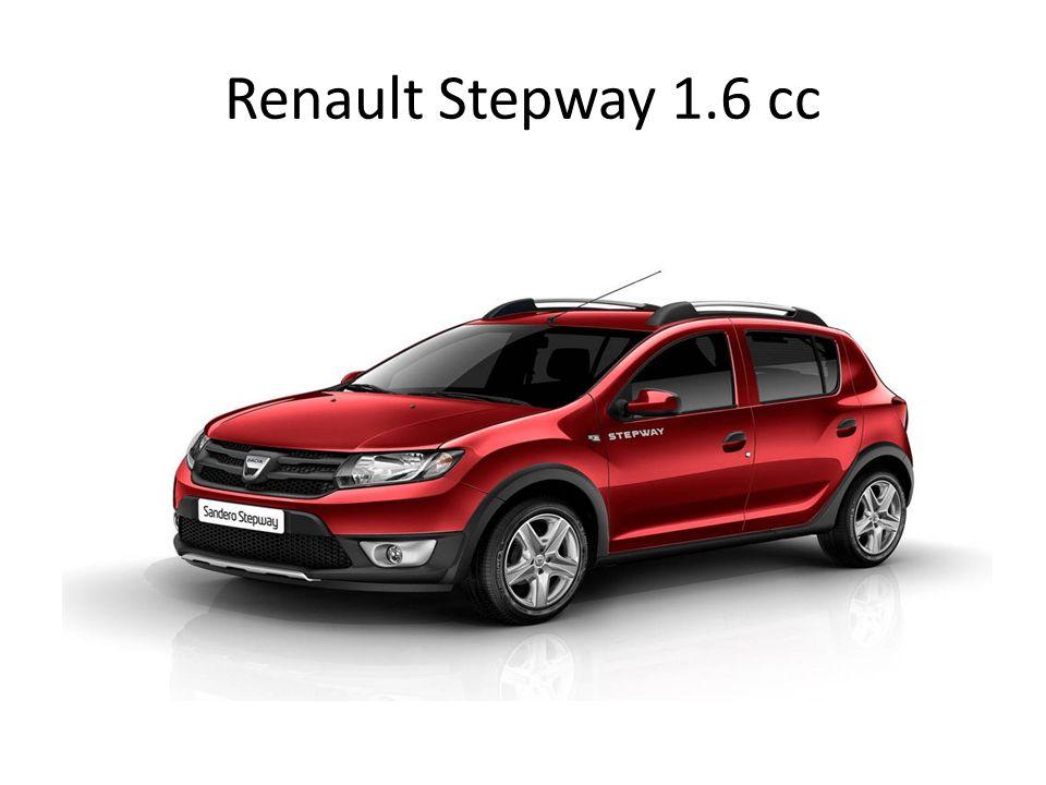 Renault Stepway 1.6 cc