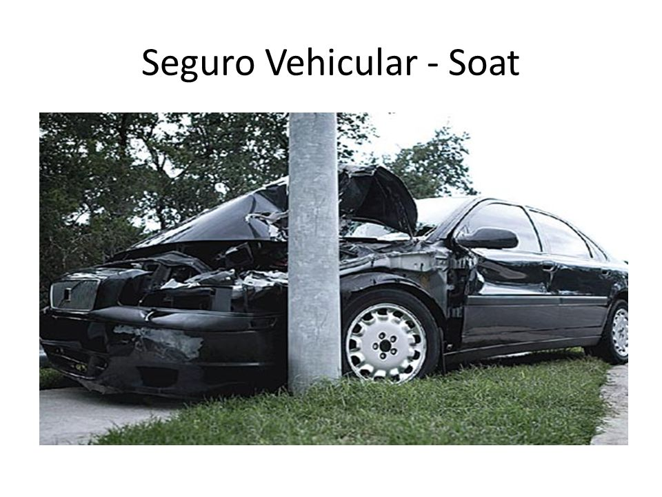 Seguro Vehicular - Soat