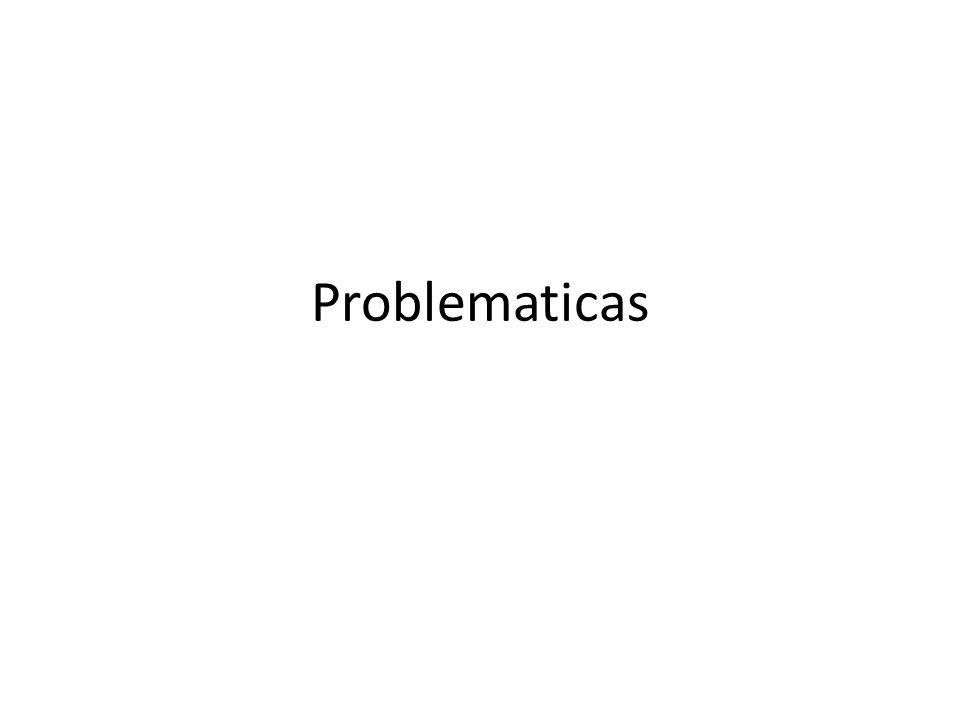 Problematicas