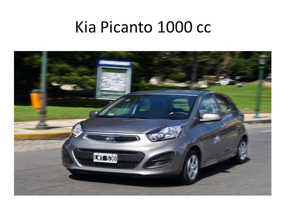 Kia Picanto 1000 cc