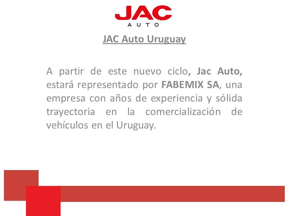 JAC Auto Uruguay