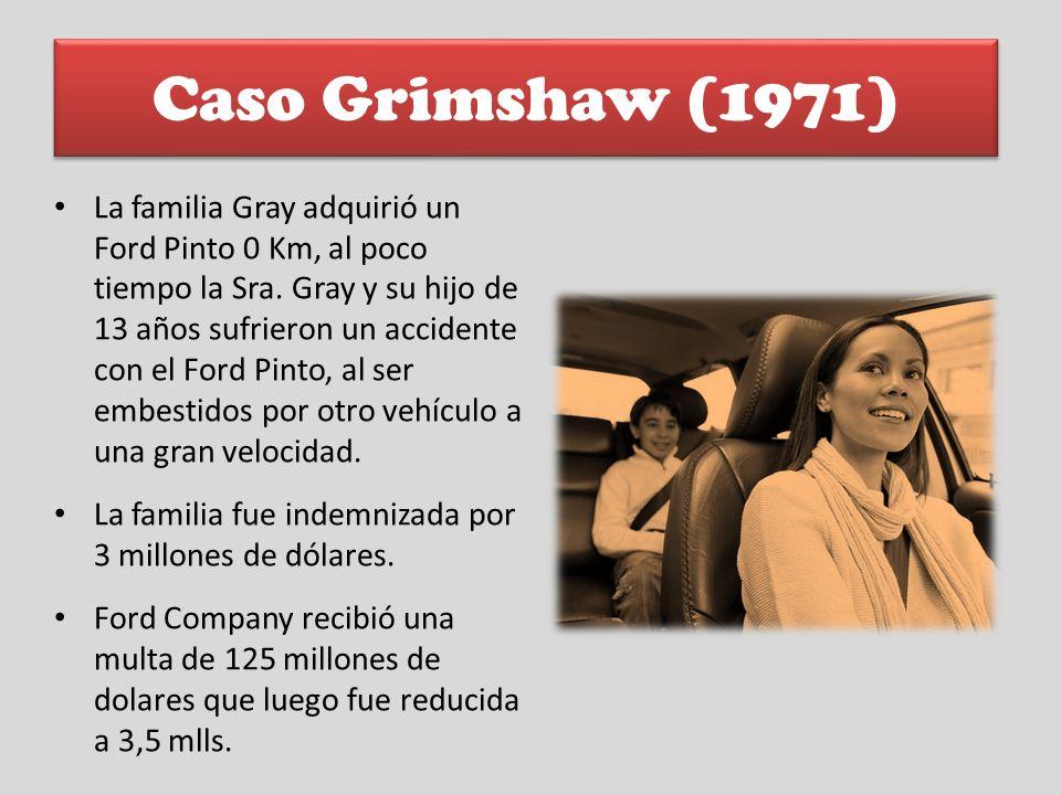 Caso Grimshaw (1971)