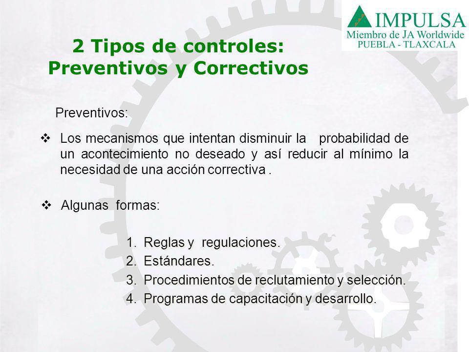 Preventivos y Correctivos