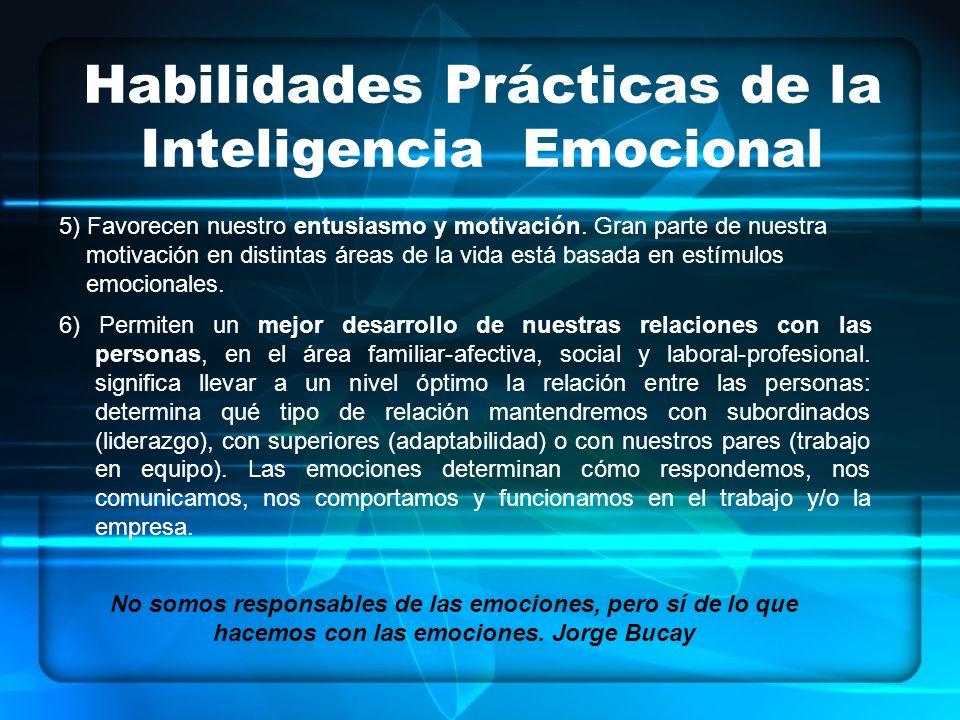 Habilidades Prácticas de la Inteligencia Emocional