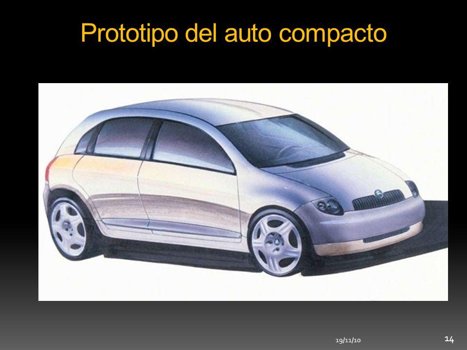 Prototipo del auto compacto