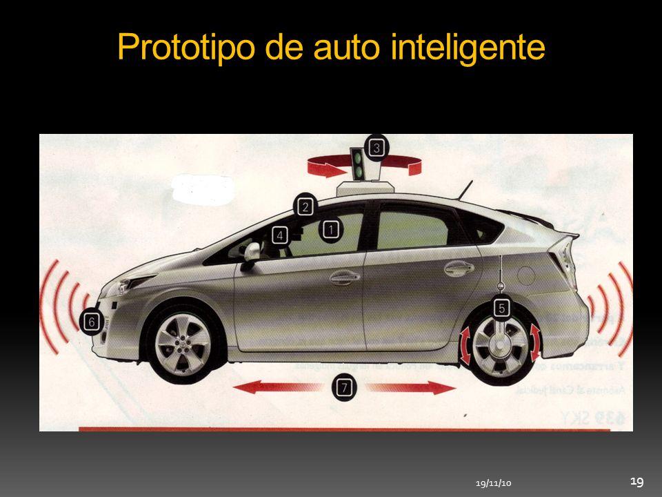 Prototipo de auto inteligente