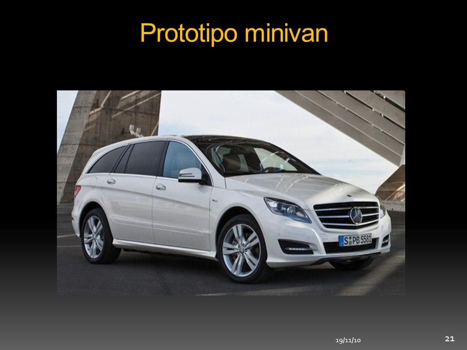 Prototipo minivan 19/11/10