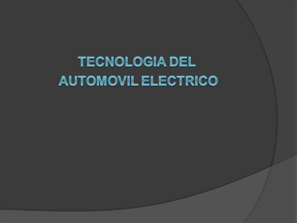 TECNOLOGIA DEL AUTOMOVIL ELECTRICO