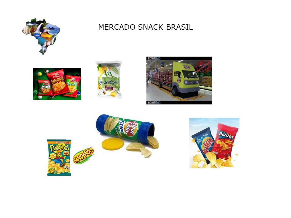 MERCADO SNACK BRASIL