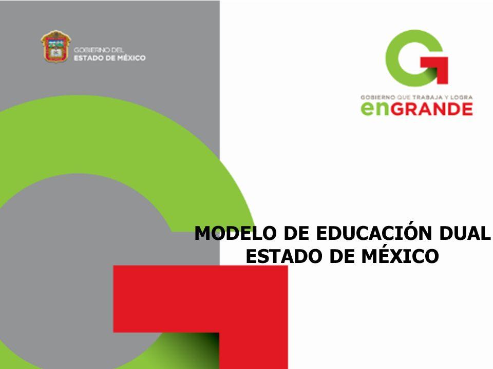 MODELO DE EDUCACIÓN DUAL ESTADO DE MÉXICO