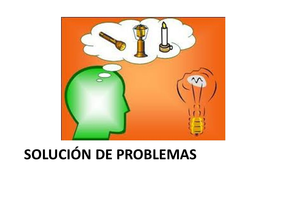 Solución de problemas