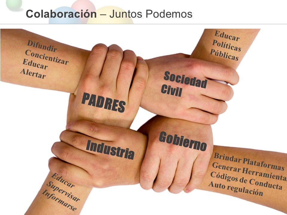 Colaboración – Juntos Podemos