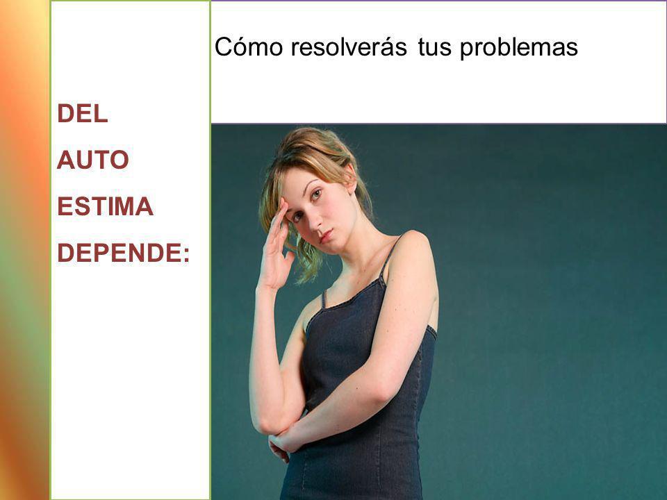 Cómo resolverás tus problemas