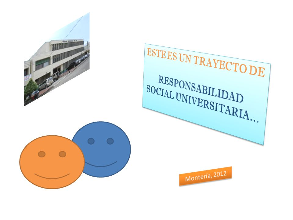 RESPONSABILIDAD SOCIAL UNIVERSITARIA…