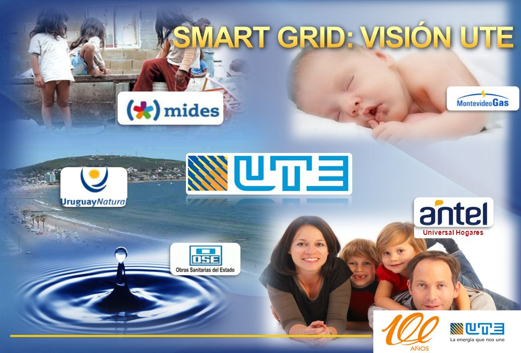 SMART GRID: VISIÓN UTE