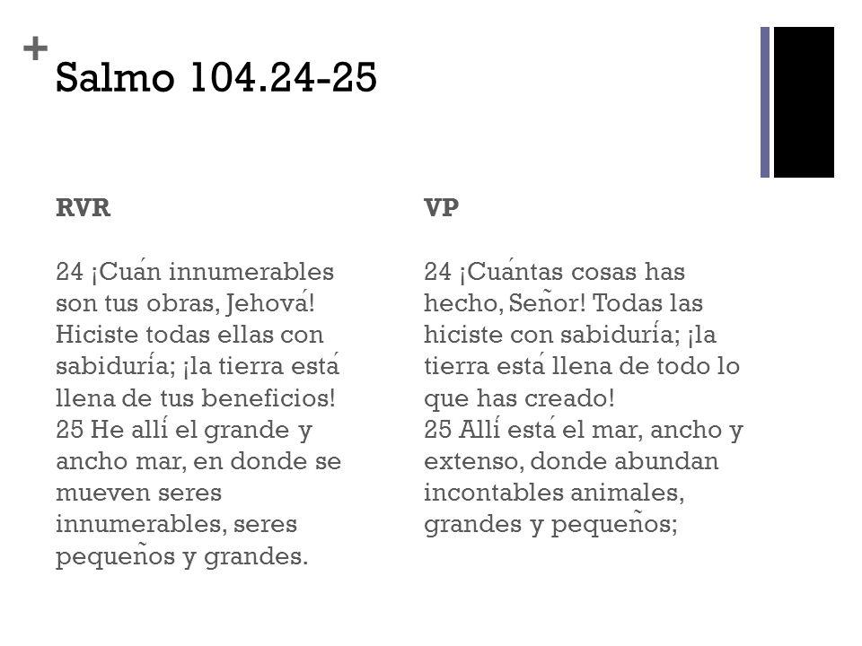 Salmo 104.24-25